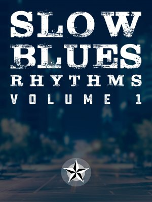 Slow Blues Rhythms - Volume 1