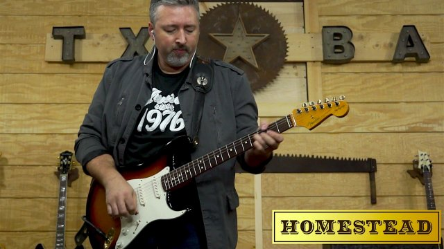 The Texas Storm 1x15 Combo from Homestead Amps