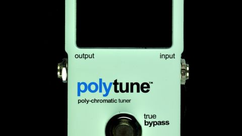 TC Electronic PolyTune Tuner