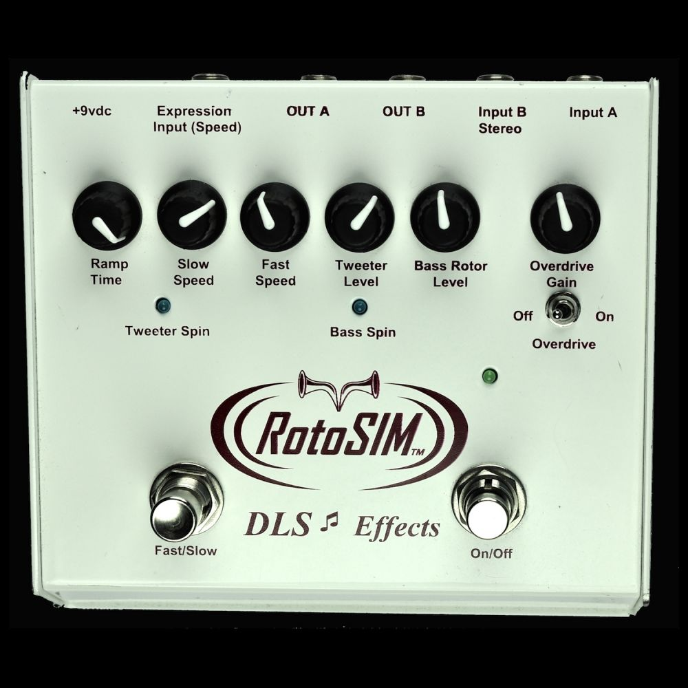 DLS Effects RotoSim