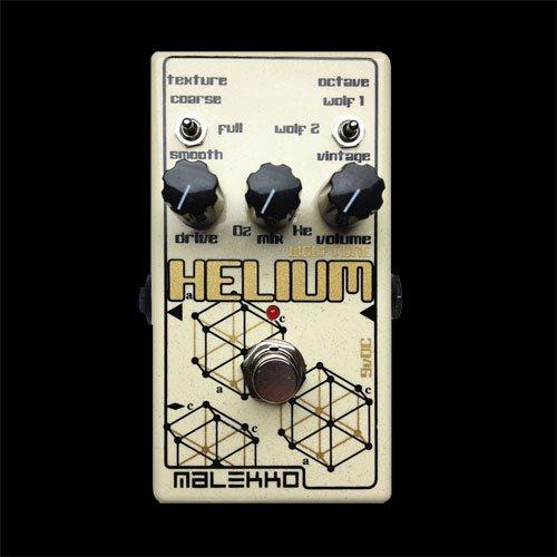 Malekko Helium MKII Octave Distortion