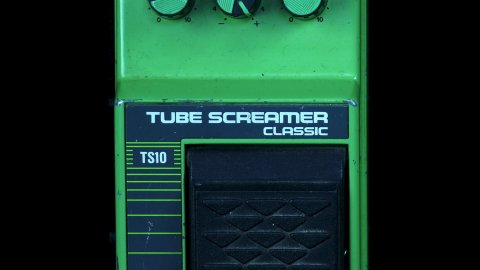 Ibanez TS10 Tube Screamer