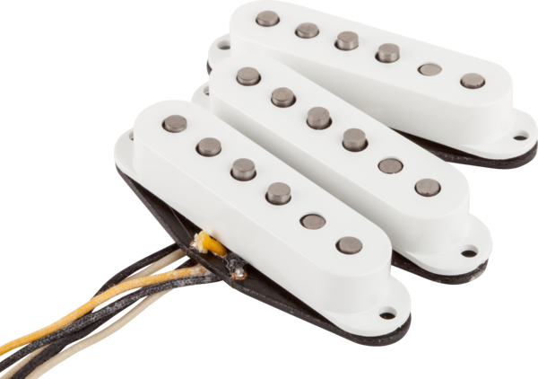 Fender Texas Special Pickups