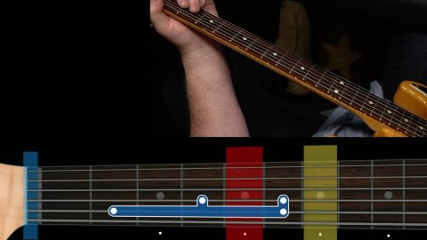 Blues Guitar Lessons - Three Blues Shuffle Positions Every Player Must Know