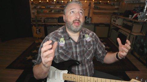 Blues Guitar Lessons - Rhythm Is The Foundation
