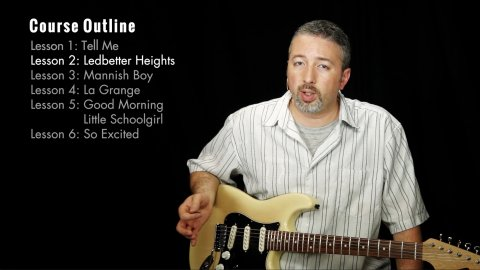 6 Influential Blues Rhythms - Lesson 1: Tell Me