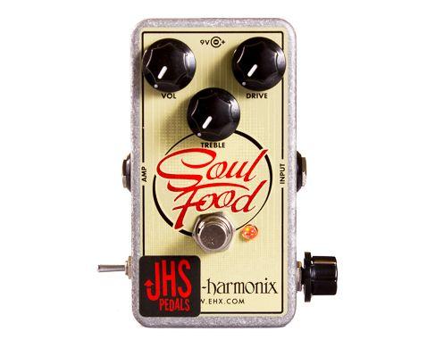 JHS Soul Food Meat & 3 Mod