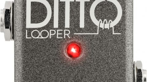 Blues Guitar Lessons - TC Electronic Ditto Looper