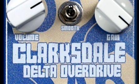 Wampler Clarksdale Delta Overdrive