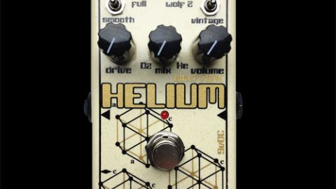 Blues Guitar Lessons - Malekko Helium MKII Octave Distortion