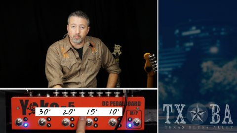 Blues Guitar Lessons - Does Cable Length Really Matter For Guitar?
