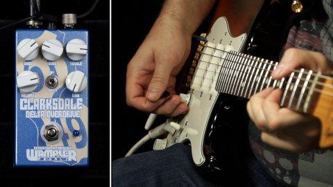 Blues Guitar Lessons - Wampler Clarksdale Delta Overdrive
