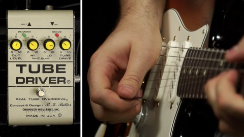 Blues Guitar Lessons - BK Butler Tube Driver Demo