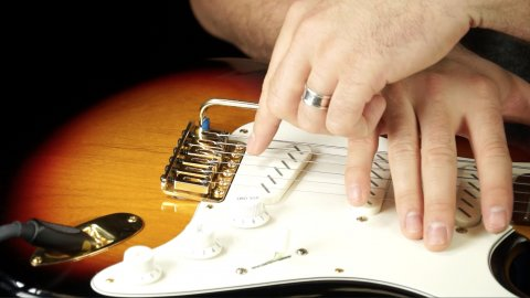Blues Guitar Lessons - Why I Use A Blocked Tremolo Instead of Floating