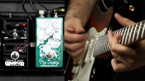 Blues Guitar Lessons - EarthQuaker Devices The Depths Demo