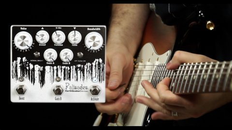 Blues Guitar Lessons - EarthQuaker Devices Palisades Demo