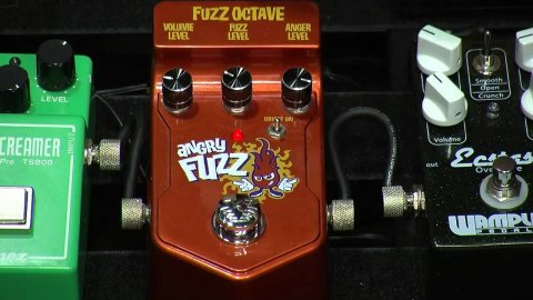 Visual Sound Angry Fuzz Demo
