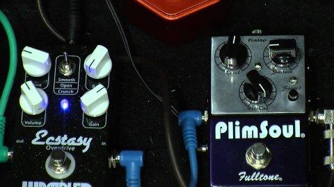Wampler Ecstasy / Fulltone PlimSoul Comparison
