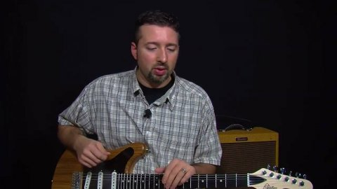 Blues Guitar Lessons - Fender Blues Junior Tweed NOS Profile