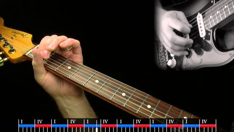 Blues Guitar Lessons - Breakneck Pace - Advanced Lesson Solo