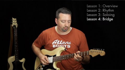 Blues Guitar Lessons - La Grange Song Guide - Lesson 1