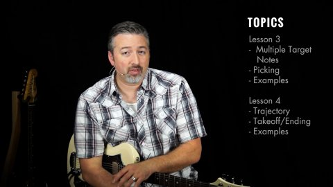 Blues Guitar Lessons - Bending Brushup: Problem Areas