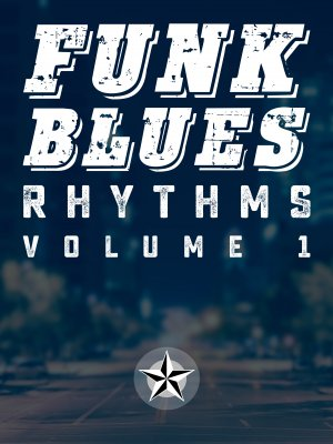 Funk Blues Rhythm - Volume 1