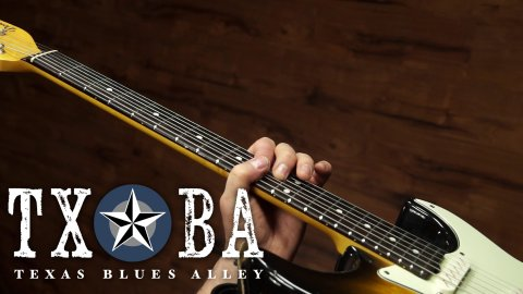 Blues Guitar Lessons - Heavy Swing Blues Rhythms - Volume 1 - Lesson 1