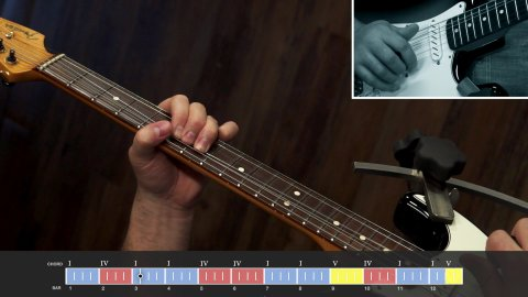 Slow Blues Quick Fix #1 - Solo 1