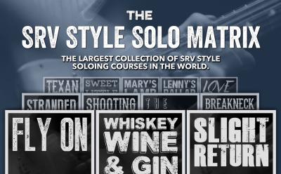 SRV Style Solo Matrix