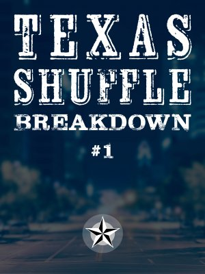 Blues Guitar Lessons - Texas Shuffle Breakdown #1