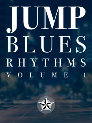 Blues Guitar Lessons - Jump Blues Rhythms - Vol. 1