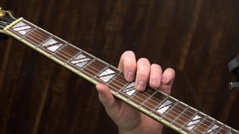 A Simple Clapton Lick To Play Over The V…