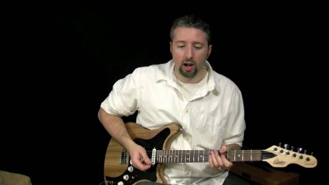 Blues Guitar Lessons - Playing With Soul - Part 4 - Phrasing