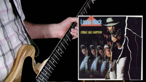 Blues Guitar Lessons - Satisfy Suzie SRV Lick