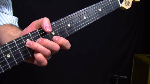 Hideaway Sliding Chords Lesson