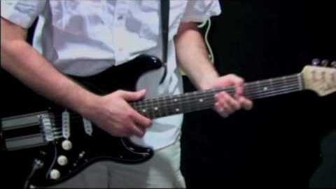 Blues Guitar Lessons - SRV Missing Bend