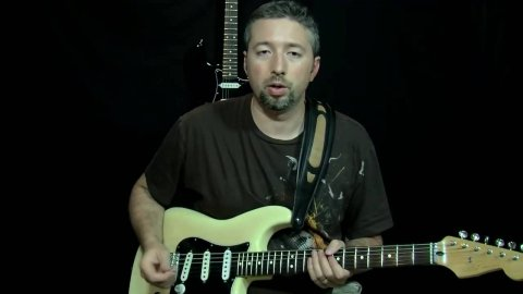 Blues Guitar Lessons - Box 1 Phrasing Lesson