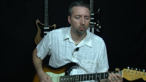 Blues Guitar Lessons - Major And Minor Root Notes