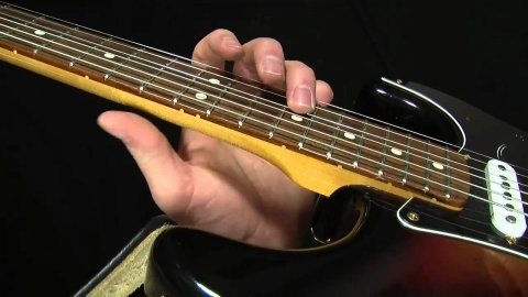 Blues Guitar Lessons - KWS Slow Ride Lick Lesson