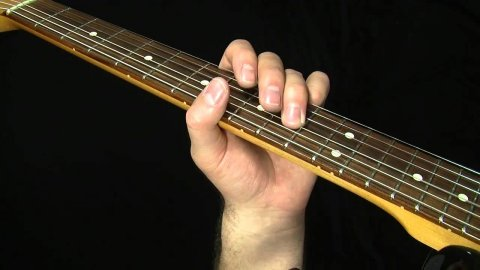 Blues Guitar Lessons - Cool SRV Box 3 Lick