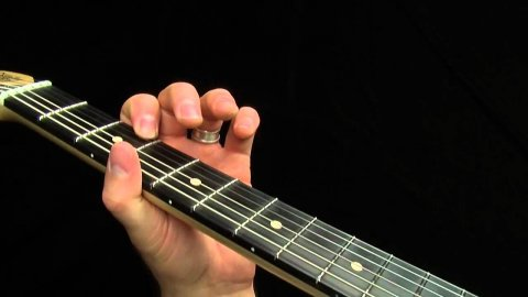 Blues Guitar Lessons - Chris Duarte Lick Lesson - Letter To My Girlfriend