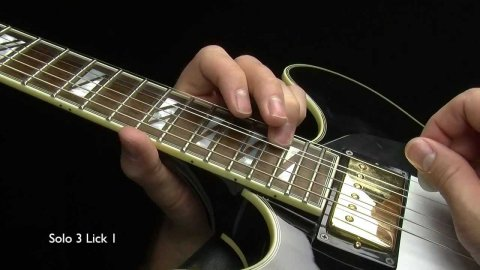 Blues Guitar Lessons - Learn B.B. King Licks