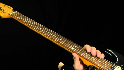 Blues Guitar Lessons - Ascending The Fretboard