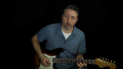Blues Guitar Lessons - The Power Of Pattern Recognition
