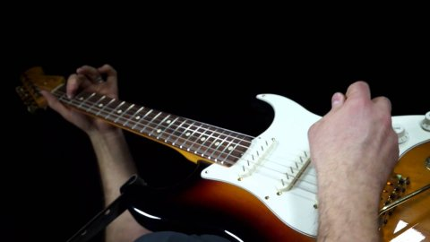 Blues Guitar Lessons - Hendrix Machine Gun Vamping - 4