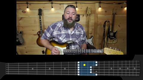 Blues Guitar Lessons - Thanksgiving Ballad Crash Course