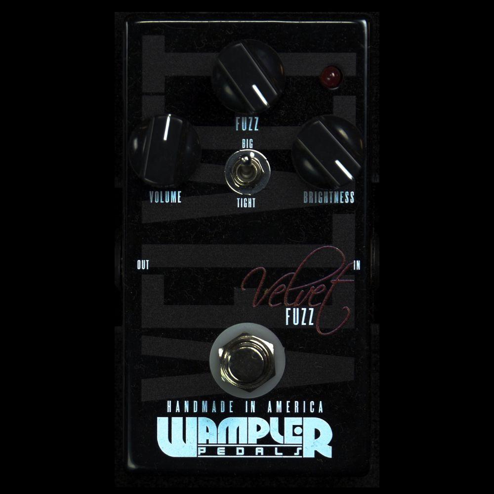 Wampler Pedals Velvet Fuzz
