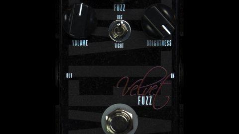 Blues Guitar Lessons - Wampler Pedals Velvet Fuzz