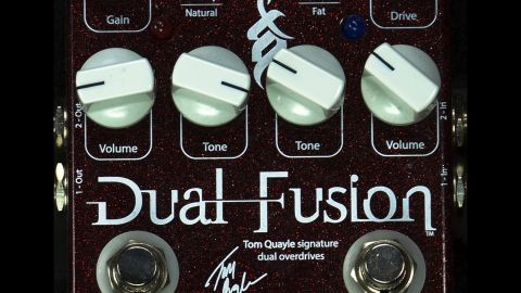 Blues Guitar Lessons - Wampler Dual Fusion